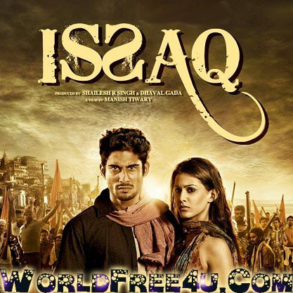 Poster Of Hindi Movie Issaq (2013) Free Download Full New Hindi Movie Watch Online At worldfree4u.com
