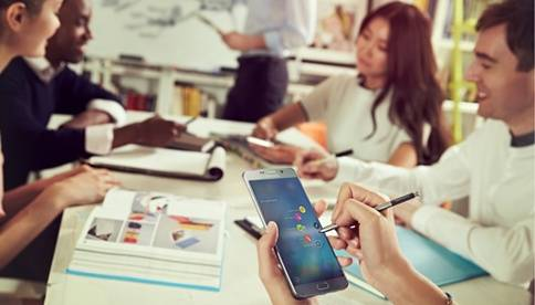 Terobosan Terbaru Samsung Galaxy Note 5