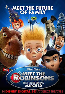 Watch Meet the Robinsons (2007) movie free online