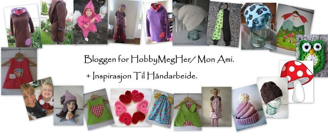HobbyMegHer - Mon Ami!