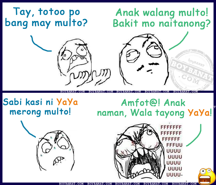 Tagalog Halloween Funny Jokes And Quotes Boy Banat - Funny Kid Jokes