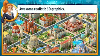 Megapolis 2.50 Mod Apk (Unlimited Coins & Bucks)