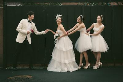 Korean wedding+düğün