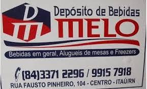 DEPÓSITO DE BEBIDAS MELO EM ITAÚ-RN