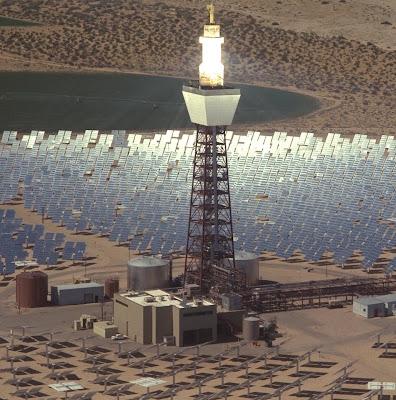 CSP Power Tower.