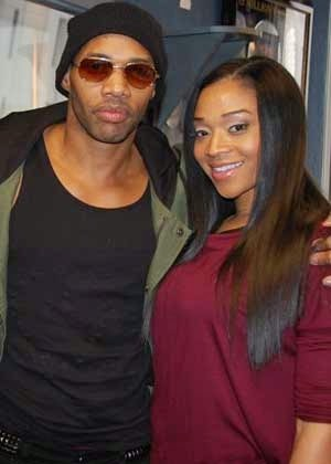Mimi Faust and Nikko Tape