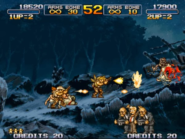 Metal Slug 3 PC Game