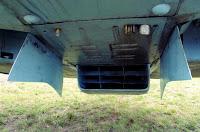 Воздухозаборник миг-3
