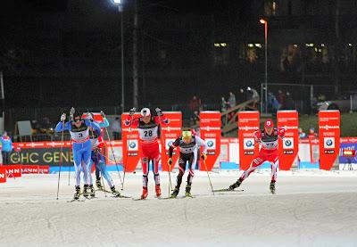 Sprinterská světová špička na Zlaté lyži