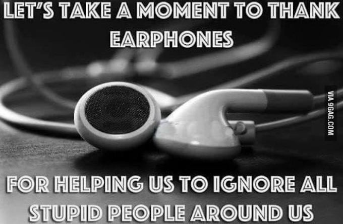 TERIMA KASIH EARPHONES ..