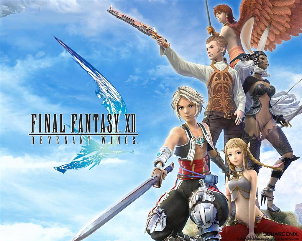 Final Fantasy HD & Widescreen Wallpaper 0.857114029545849