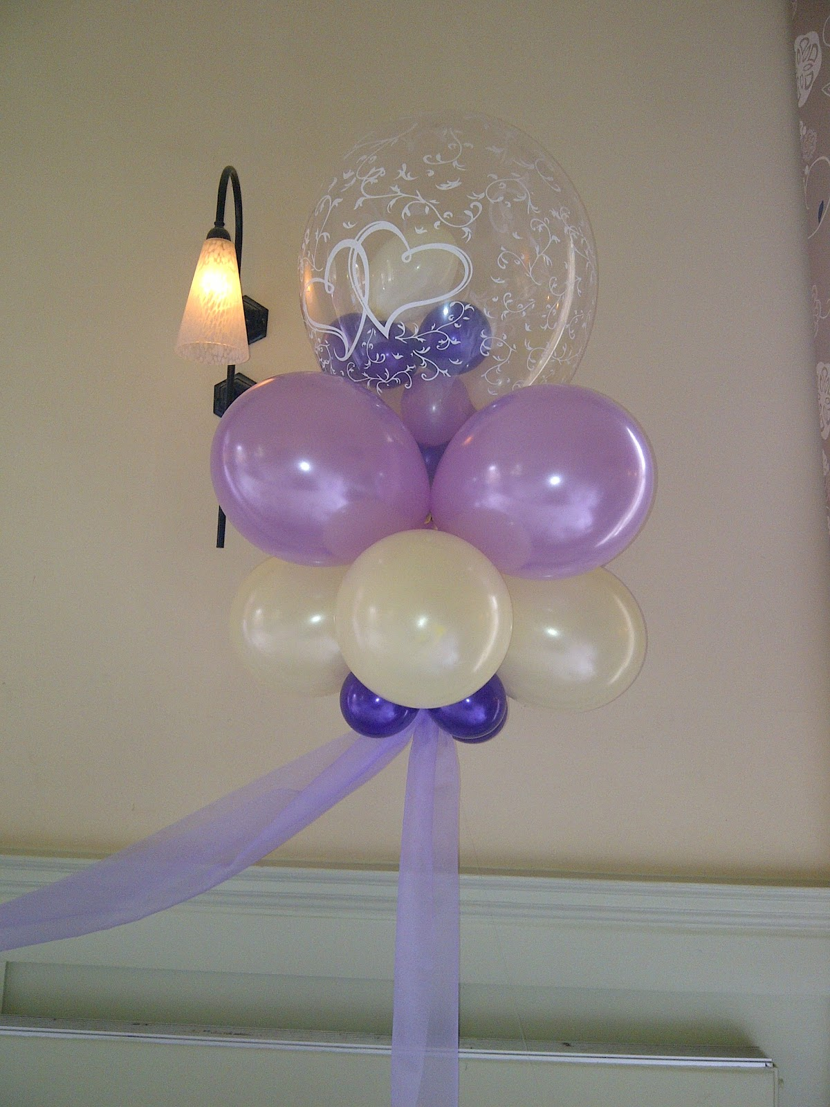 Welcome To Party Buds Balloon World Professional