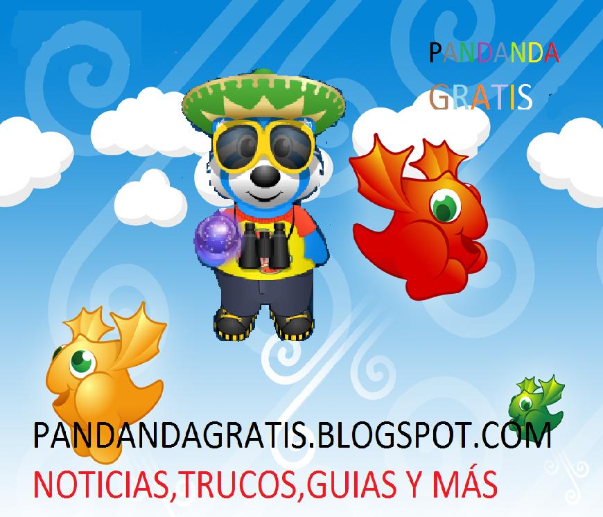 iPandanda el juego de pandas online