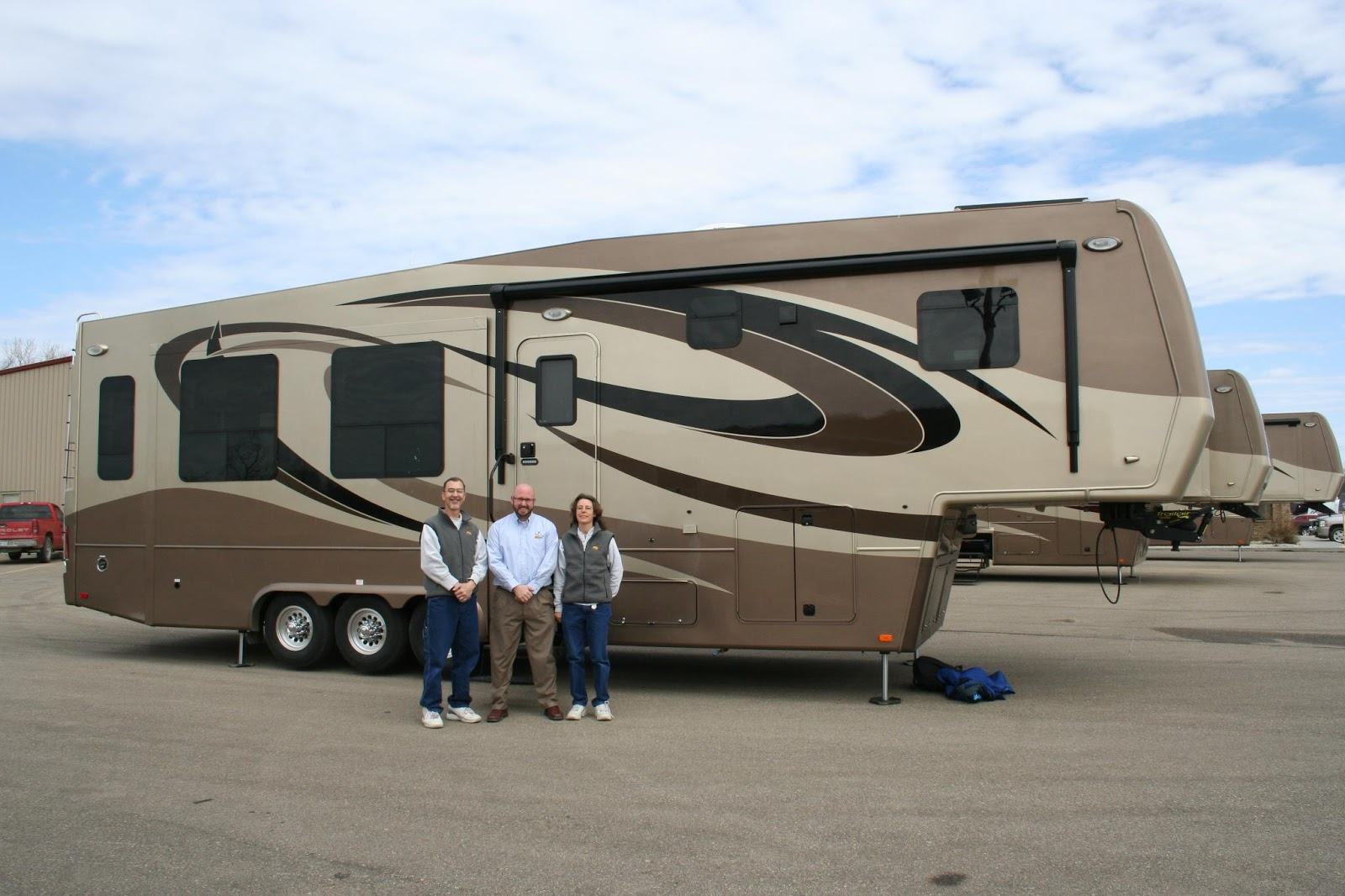 Expense when we other recreational vehicles and