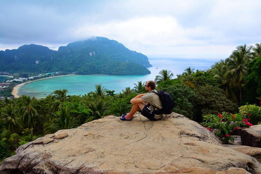 Koh Phi Phi, Tajlandia, Ko Pi Pi, Tsunami Tajlandia