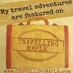Featured on TravellingMaple.com