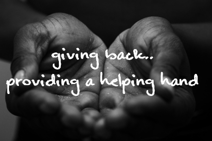Sociable Susan Magazine: Giving