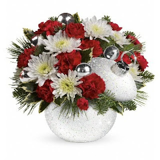 Order a Snowball Surprise Bouquet