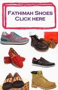 Fathimah Shoes