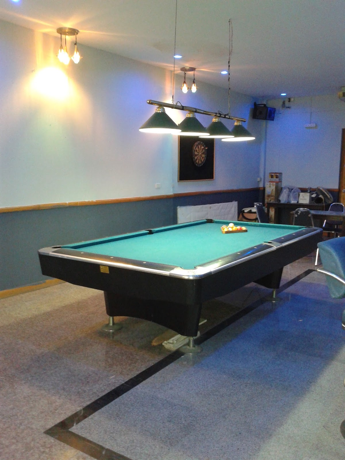 Key Bar And Guest House Jomtien With All Sports Live On TV And Pool - Pool table key