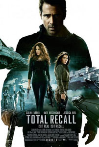 Poster original de Total Recall (Desafío total)