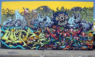 nah itu dia contoh gambar gambar graffiti