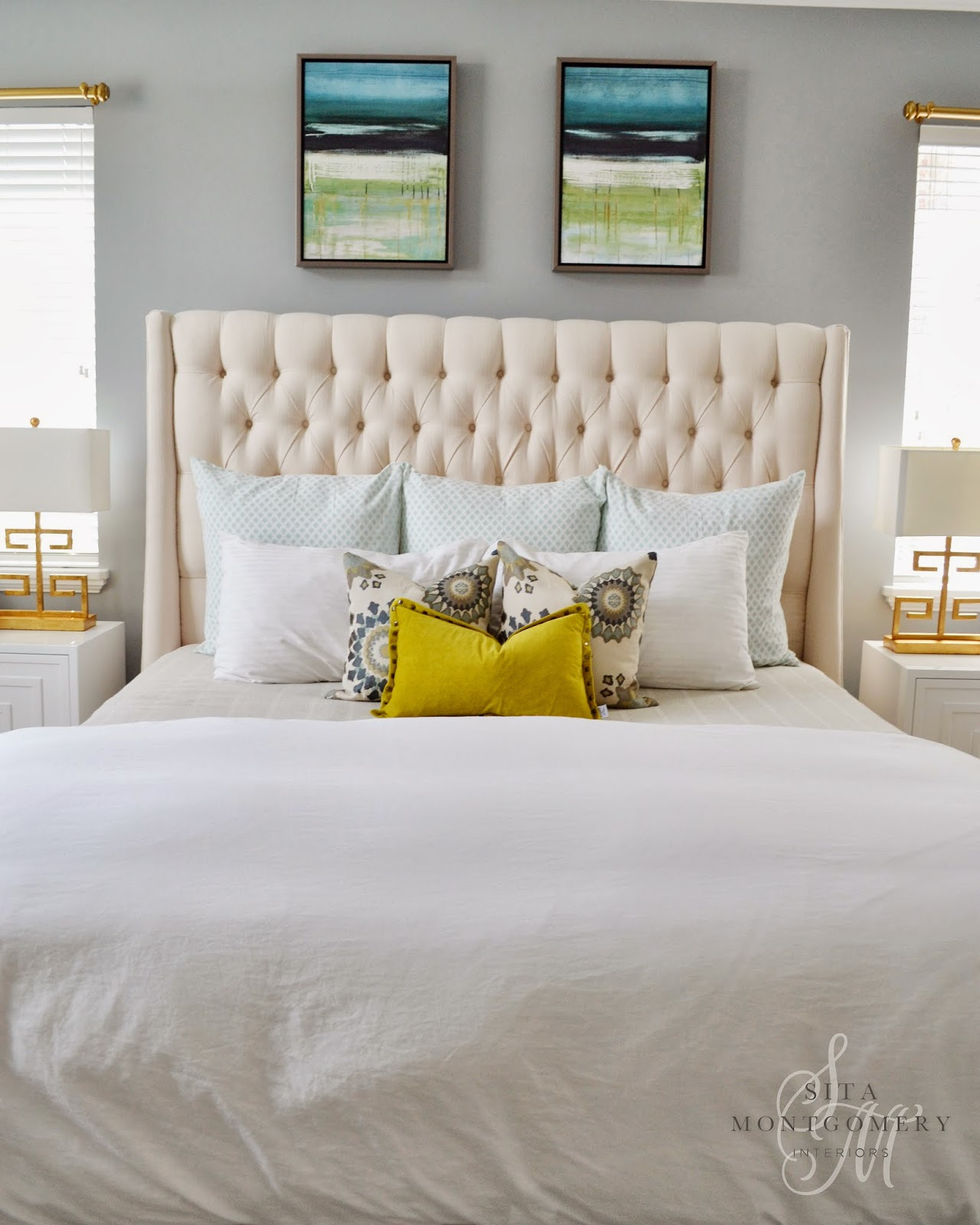 Sita montgomery interiors local client project reveal for B q design your own bedroom