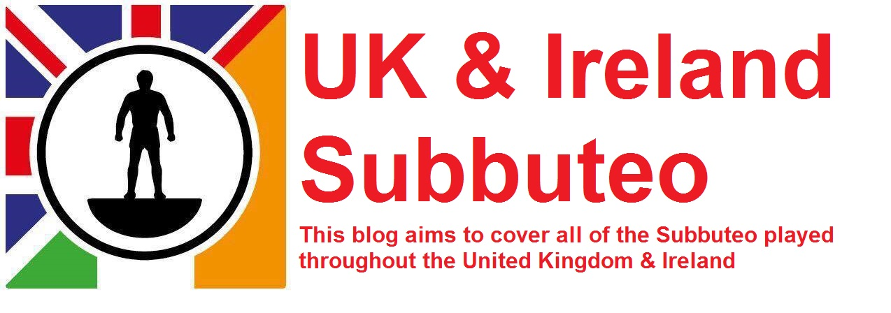 United Kingdom and Ireland Subbuteo News