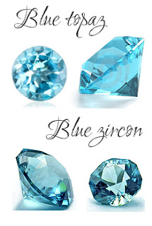 December birthstone gemstones