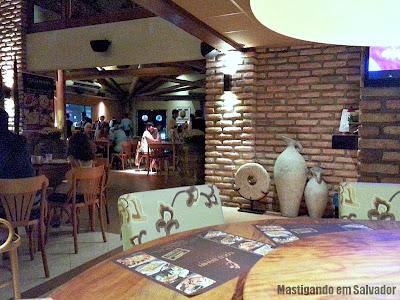 Coco Bahia Restaurante: Ambiente
