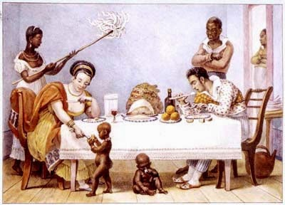 cotidiano das famílias nos engenhos de açúcar