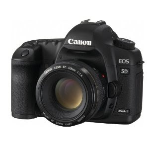 Canon EOS 5D Mark II 21.1MP Digital SLR Camera