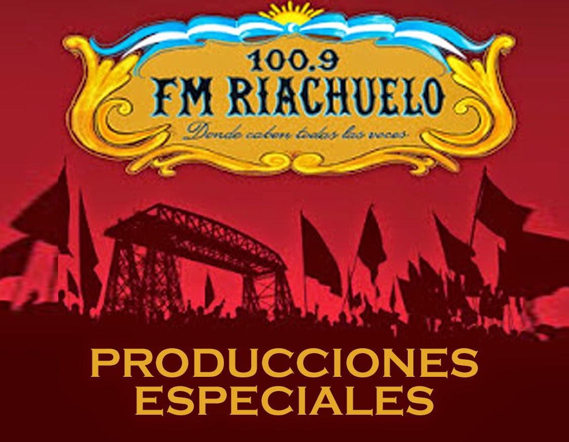 PRODUCCIONES ESPECIALES RIACHUELO