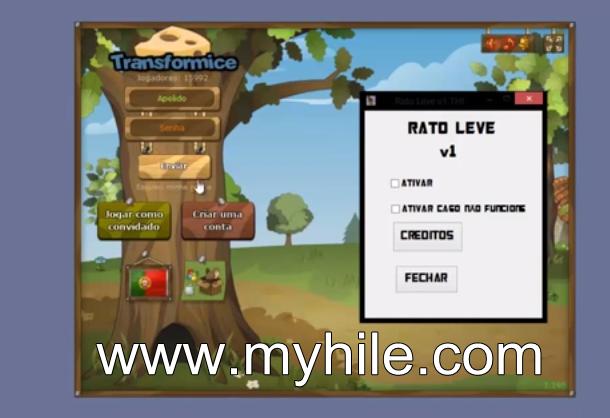 Transformice THI Rato Leve Hack v1 Hilesi 16.10.2014 + Videolu