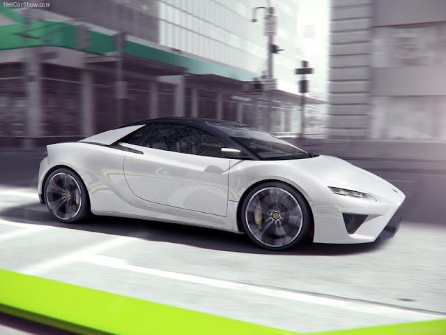 Lotus, Lotus Elise Concept (2010),Elise Concept