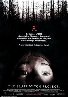 El proyecto de la Bruja de Blair Poster