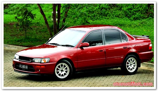 Gambar Mobil Modifikasi Toyota Great Corolla