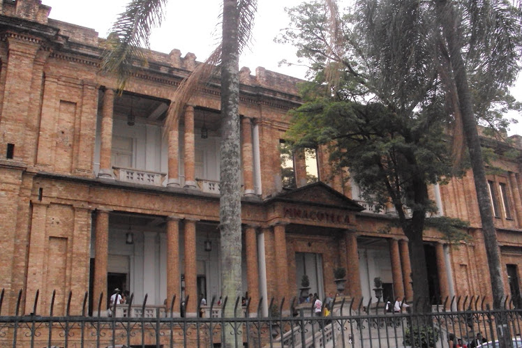 PINACOTECA SÀO PAULO