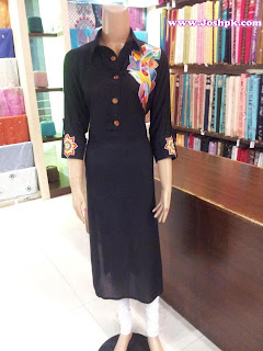 Beautifull Summer Kurta Collection 2013 For Ladies