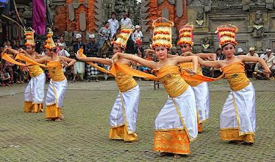 9 Tarian Bali Jadi Warisan Budaya Dunia UNESCO