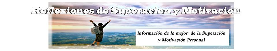 Frases de Superacion Personal y exito