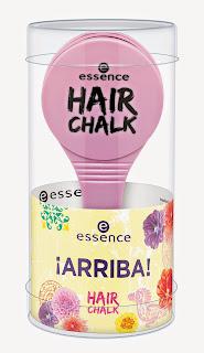 essence ¡Arriba! – hair chalk - www.annitschkasblog.de