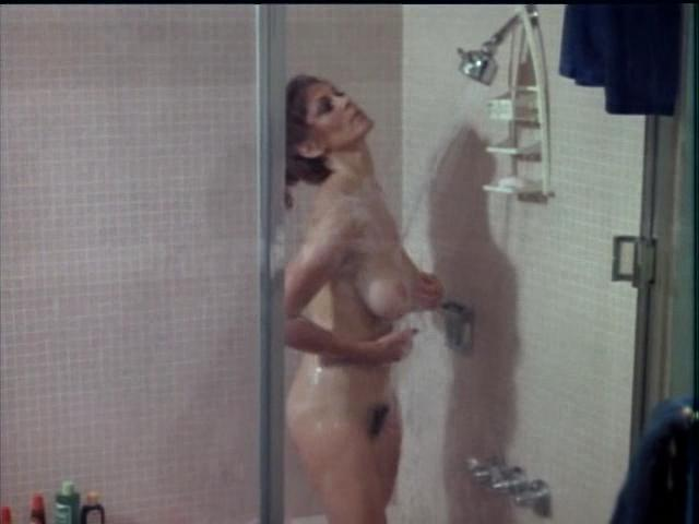 Nude scene shower