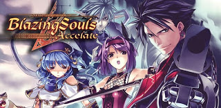 Blazing Souls Accelate APK + DATA