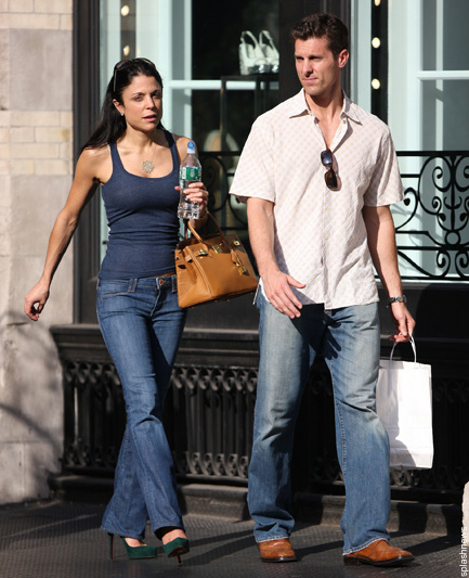 Hollywood bethenny frankel with her husband in pictures for Jill schwartzberg