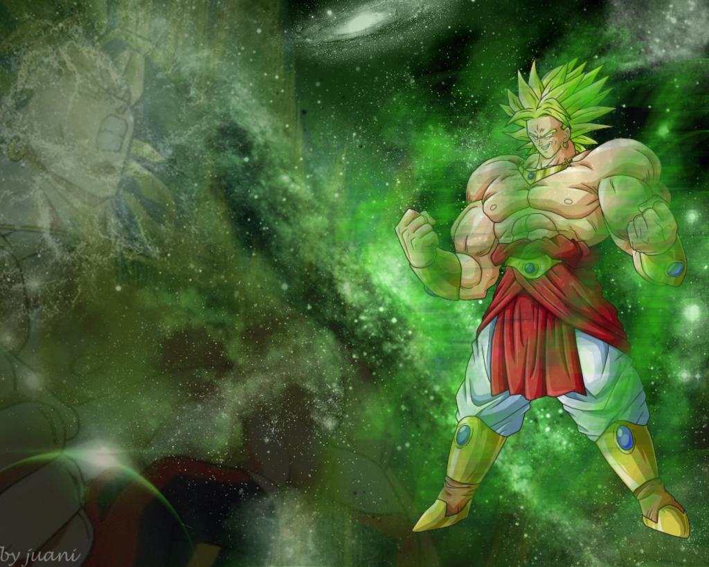 Broly Legendary Super Saiyan