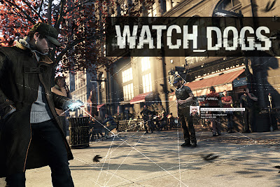 Watch Dogs Video Game Ubisoft