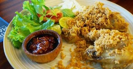RESEP Ayam Goreng Kremes ~ Catering Bandung