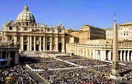 Intenciones del Santo Padre para el mes de Julio de 2017.