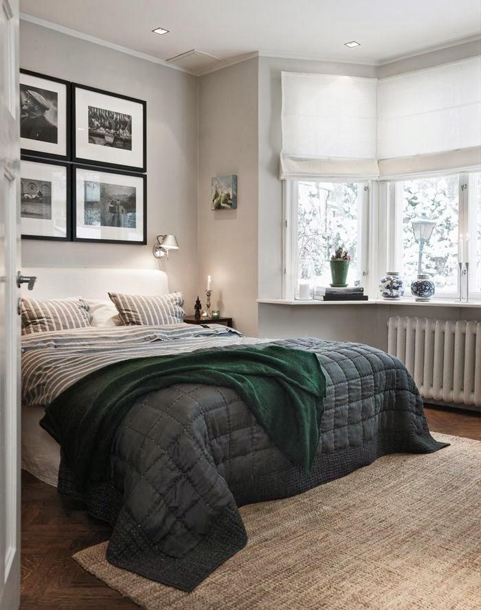pomysł na dom: wymarzona sypialnia szaro-beżowa